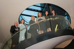 Spiral-Staircase-with-guests