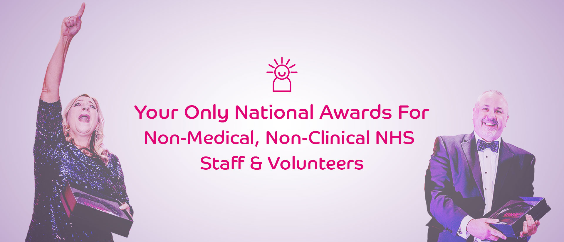 Your National Awards For Non-medical NHS Unsung Heroes